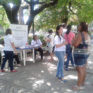 MDC Itinerante - Praça Floriano Peixoto