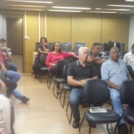 A ética nas relações contratuais da prestação de serviços encerrando o Ciclo de Palestras Projeto Multiplicando Boas Praticas 07
